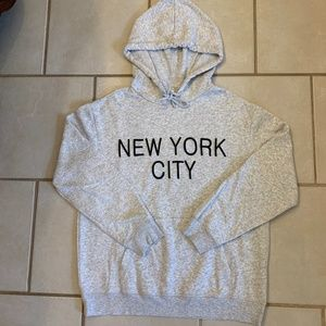 NEW YORK CITY hoodie size small